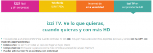 Canales Cablevision