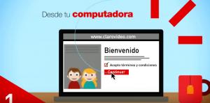 claro video mexico online descargar ver